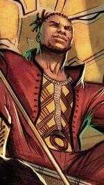 Erik Killmonger (Earth-19143) from Killmonger Vol 1 3
