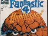 Fantastic Four: Unplugged Vol 1 1