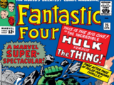 Fantastic Four Vol 1 25