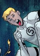 Franklin Richards (Earth-616) from Fantastic Four Vol 6 2 001