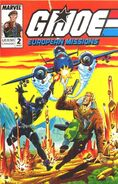 G.I. Joe European Missions Vol 1 2