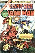 Giant-Size Iron Man Vol 1 1