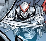 Hive (Poisons) (Earth-17952) Members-Poison Silver Samurai from Venomverse Vol 1 5 001