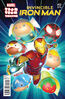 Invincible Iron Man Vol 3 12 Marvel Tsum Tsum Takeover Variant