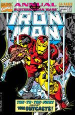 Iron Man Annual Vol 1 12