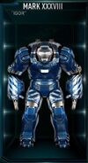 Iron Man Armor MK XXXVIII (Earth-199999)