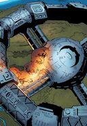 J-RICE Orbital Energy Platform from Ultimate Comics Ultimates Vol 1 23 001