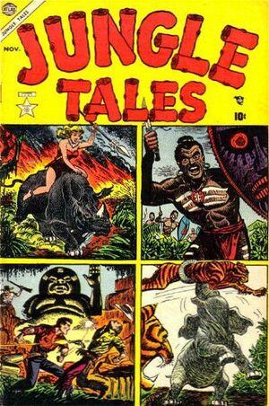 Jungle Tales Vol 1 2
