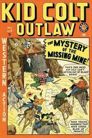 Kid Colt Outlaw Vol 1 5