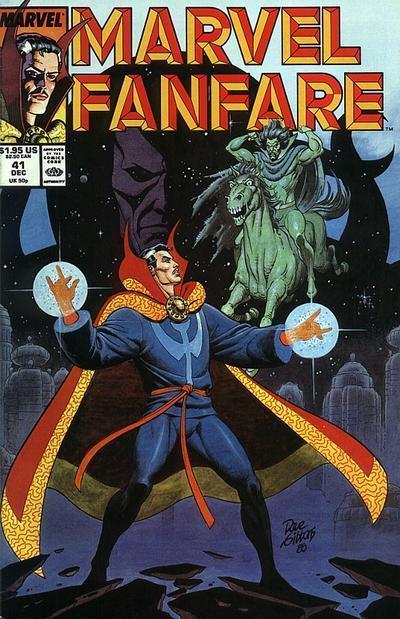 Marvel Fanfare Vol 1 41