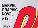 Marvel Graphic Novel Vol 1 12