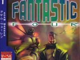 Marvel Mangaverse: Fantastic Four Vol 1 1