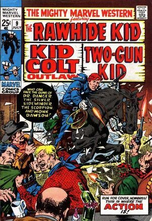 Mighty Marvel Western Vol 1 9