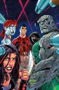 New X-Men Vol 2 25 Textless