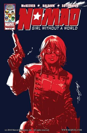 Nomad Girl Without a World Vol 1 1