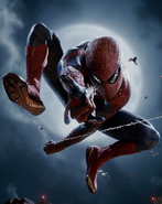Peter Parker (Earth-120703) from The Amazing Spider-Man (2012 film) promo 001