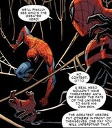 Peter Parker (Earth-616) Vs. Otto Ovtavius (Earth-616) from Amazing Spider-Man Vol 3 15 002