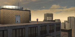 Peter Parker (Earth-TRN009) from Spider-Man Web of Shadows 002