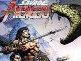 Savage Avengers Vol 1 6