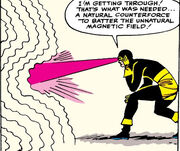 Scott Summers (Earth-616) from X-Men Vol 1 1 0001