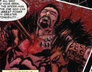 Sergei Kravinoff (Earth-312500) from Amazing Spider-Man Vol 1 637 0001