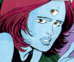 Shakti (Earth-616) from Marvel Holiday Special Vol 1 1994 001