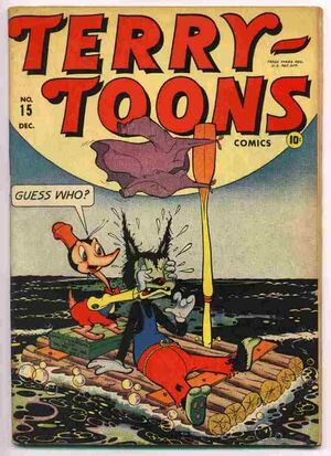Terry-Toons Comics Vol 1 15