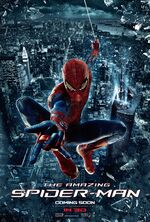 The Amazing Spider-Man (2012 film) poster 0005