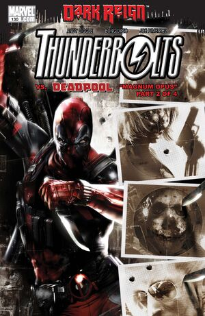 Thunderbolts Vol 1 130