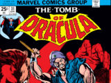 Tomb of Dracula Vol 1 31