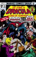 Tomb of Dracula Vol 1 54