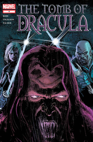 Tomb of Dracula Vol 4 4