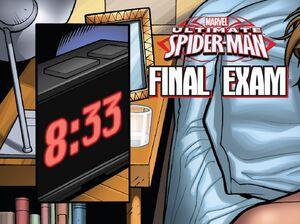 Ultimate Spider-Man Infinite Comic Vol 1 0