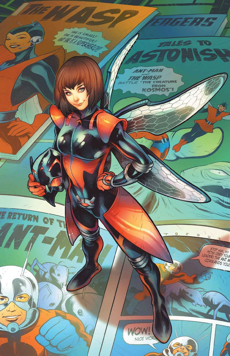 Marvel: Wasp - bu kim