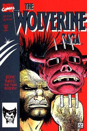 Wolverine Saga Vol 1 3