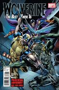 Wolverine The Best There Is Vol 1 9