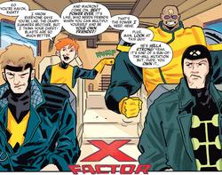 X-Factor (Earth-TRN656) from X-Men Worst X-Man Ever Vol 1 2 001