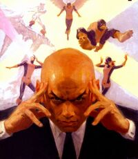 X-Men (Earth-63124) from Mythos Vol 1 1 0001