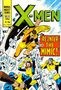 X-Men Pocket Book (UK) Vol 1 23