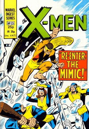 X-Men Pocket Book (UK) Vol 1 23