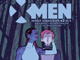 X-Men: Worst X-Man Ever Vol 1 2