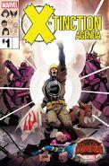 X-Tinction Agenda Vol 1 1 Textless