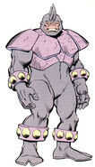 Aleksei Sytsevich (Earth-616) from Official Handbook of the Marvel Universe Vol 2 10 0001
