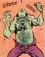 Allen Milgrom (Earth-8107) from Incredible Hulk versus Quasimodo Vol 1 1 001