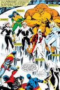 Alpha Flight and X-Men (Earth-616) from X-Men Vol 1 121 0001