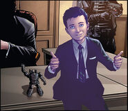 Anthony (Brain tumor) (Earth-1610) from Ultimate Comics Ultimates Vol 1 11 0001