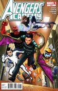 Avengers Academy Vol 1 14.1