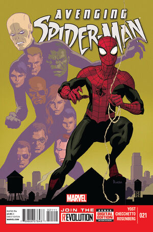 Avenging Spider-Man Vol 1 21