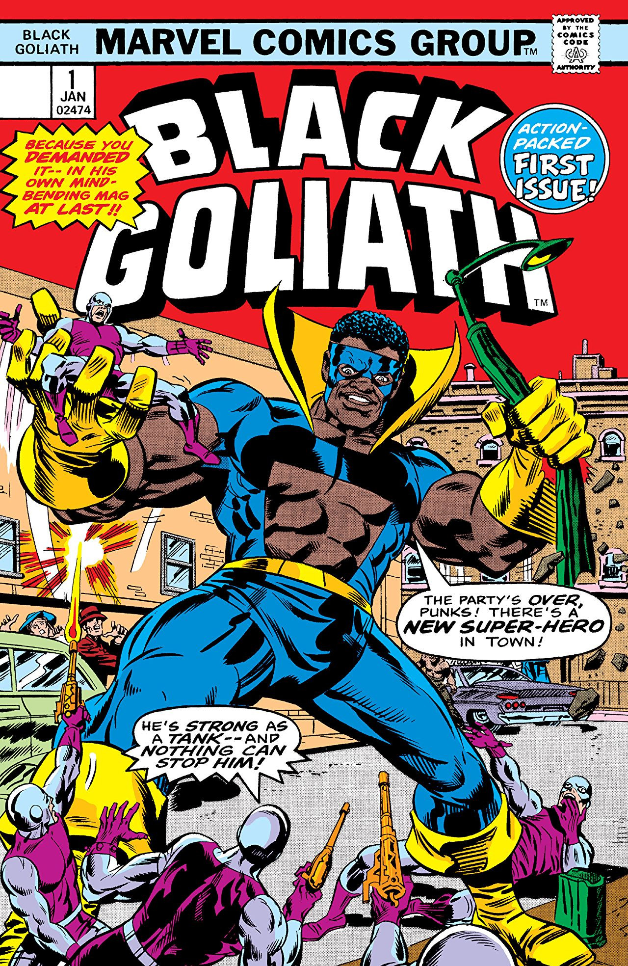 Image result for Black Goliath collection