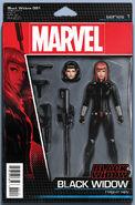 Black Widow Vol 6 1 Action Figure Variant